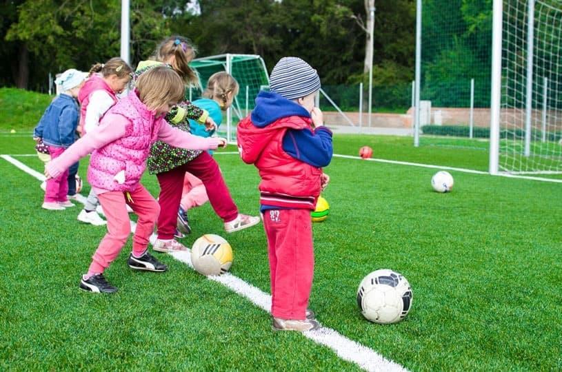Страховой полис подойдёт даже для маленьких спортсменов, начиная с 3 лет