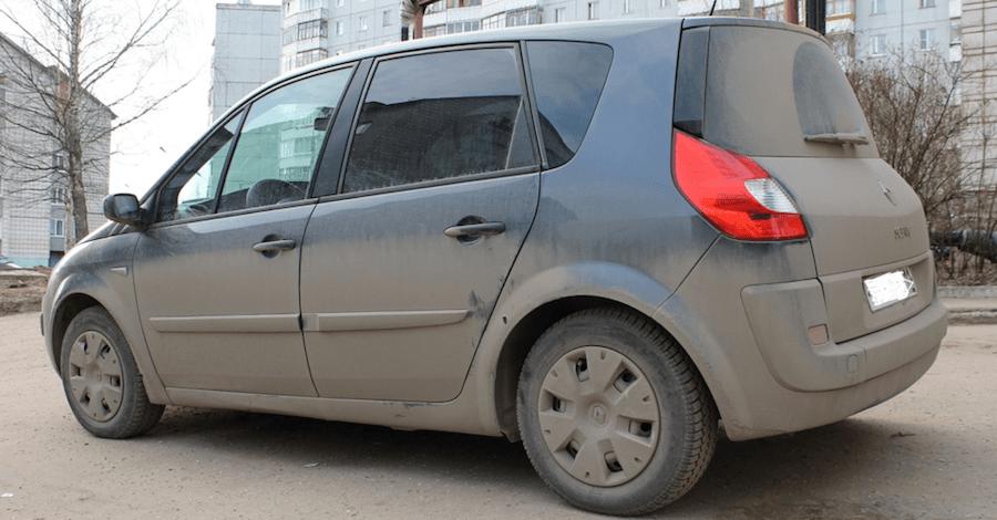 Если автомобиль грязный или даже слегка забрызган, страховая компания может попросить пройти осмотр повторно